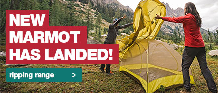 Shop the new range of lightweight hiking gear from Marmot.