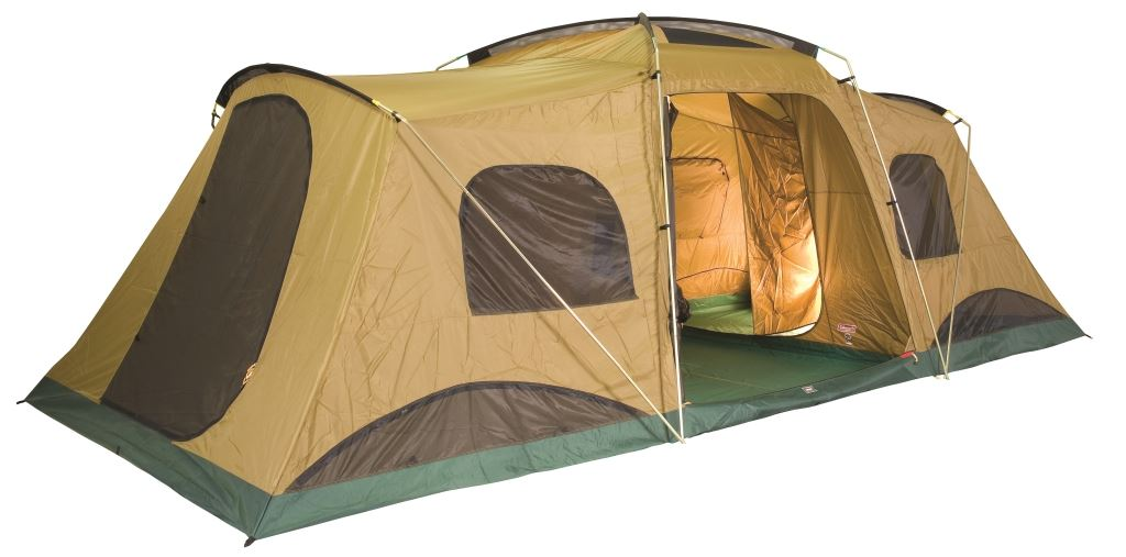 ... Picture of Coleman Montana 12 CV Family Tent ...  sc 1 st  Snowys & Coleman Montana 12 CV Family Tent | Snowys Outdoors
