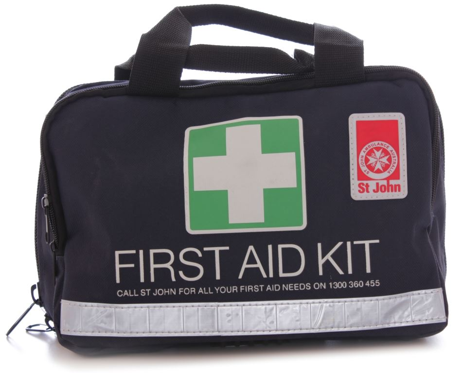 Picture of St John Medium Leisure First Aid Kit