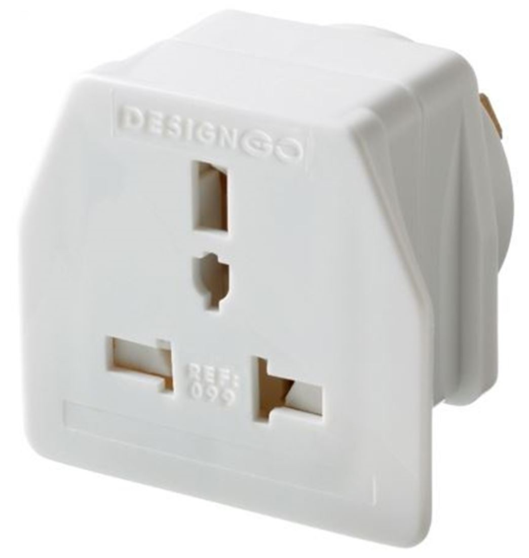 Picture of Go Travel Visitor Adaptor