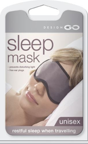 Picture of Go Travel Sleeping Mask + Ear Plugs
