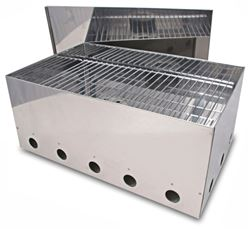 Picture of Campfire Fish Smoker
