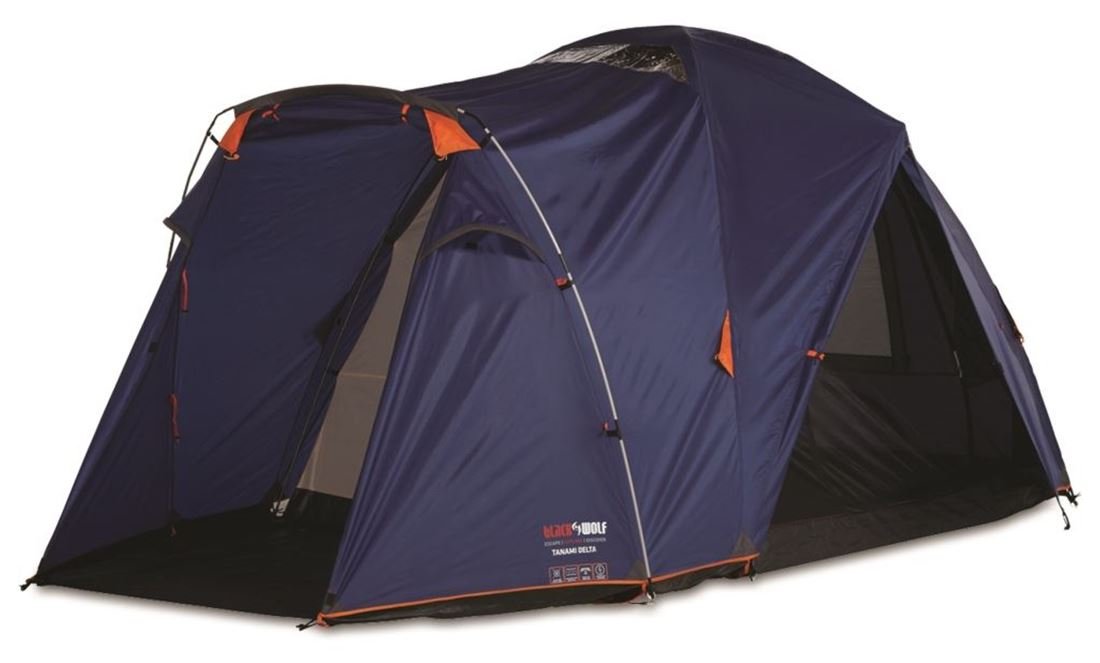 Picture of Black Wolf Tanami Delta 6 Tent