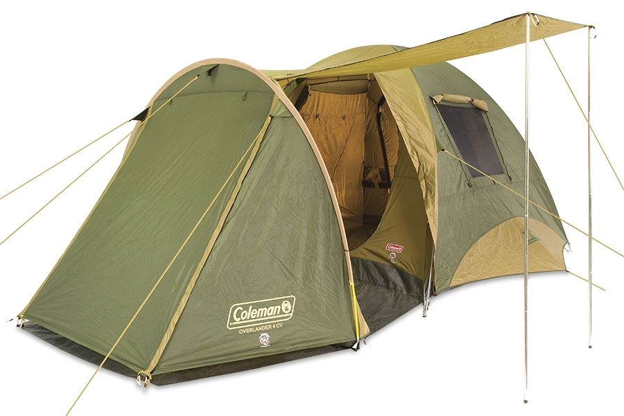 Picture of Coleman Overlander 4P Tent