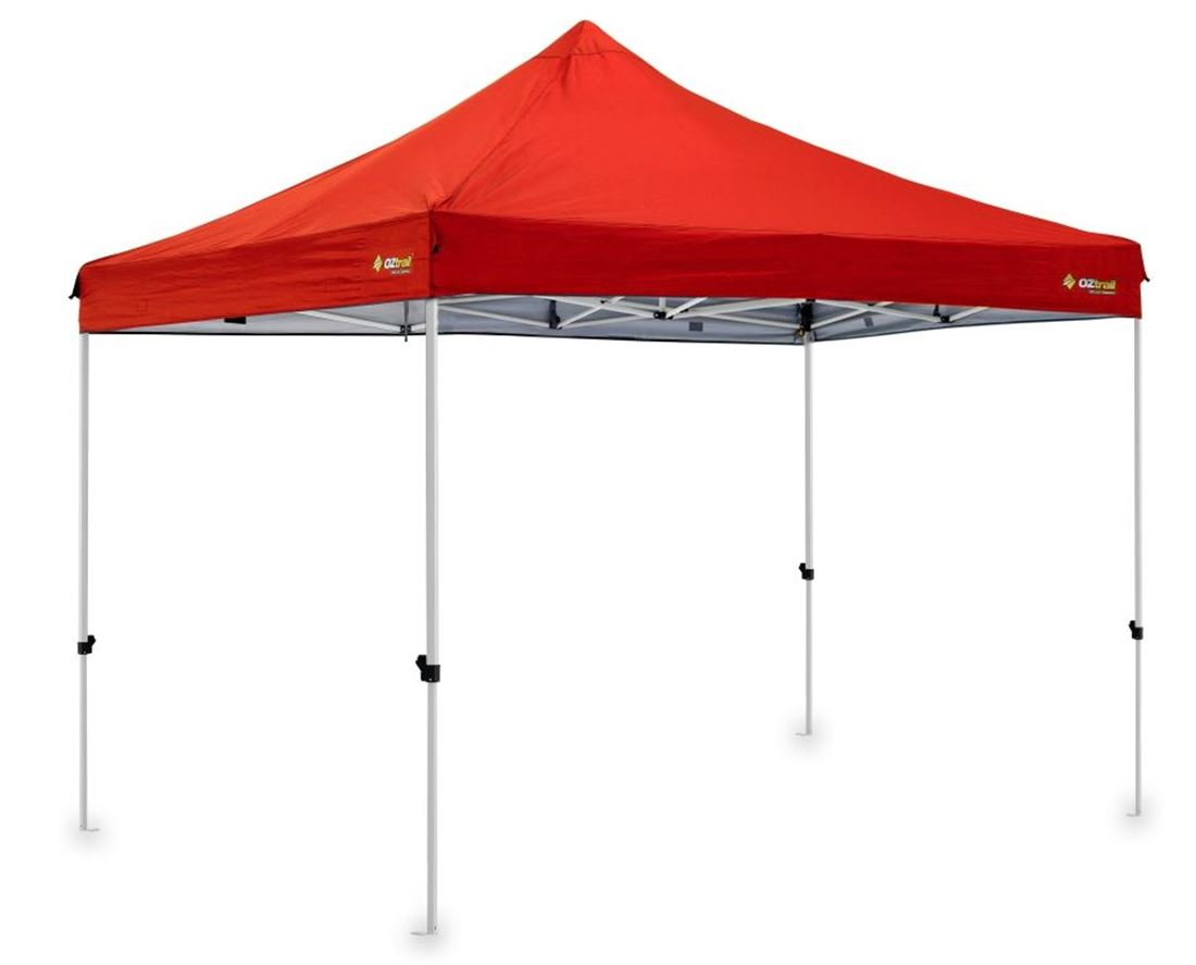 Picture of Oztrail Deluxe Gazebo - Red