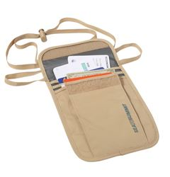 Picture of Sea to Summit Neck Pouch Sand