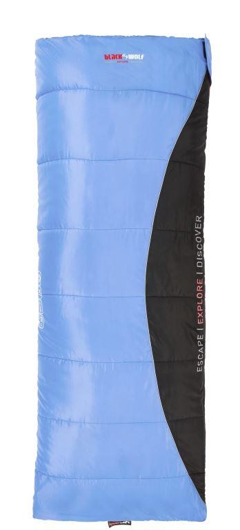 Picture of Black Wolf Nile Camper Sleeping Bag (+8°)