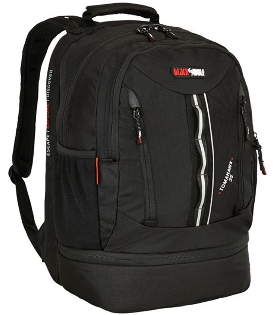 Picture of Black Wolf Tomahawk 35L Day Pack