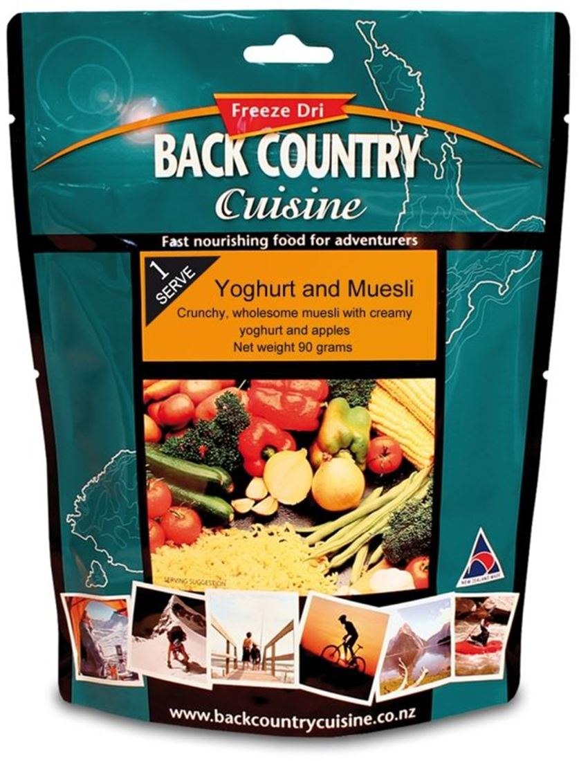 Picture of Back Country Cuisine Yoghurt & Muesli