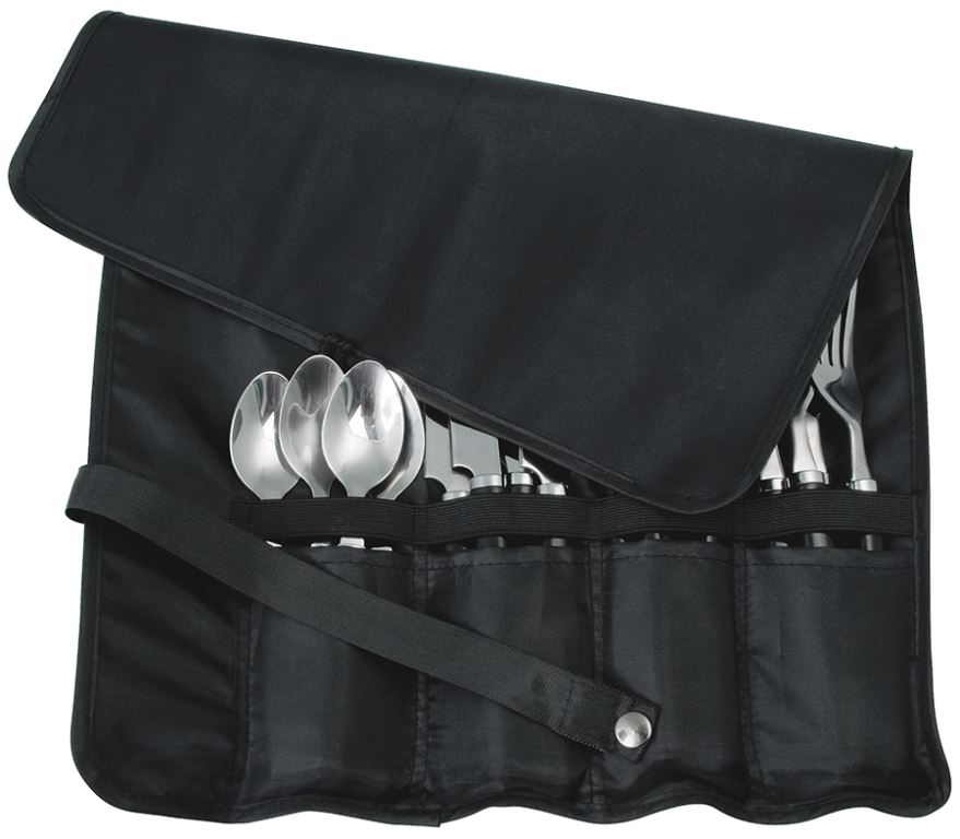 Picture of Campfire Traveller's 16 Pce Cutlery Set