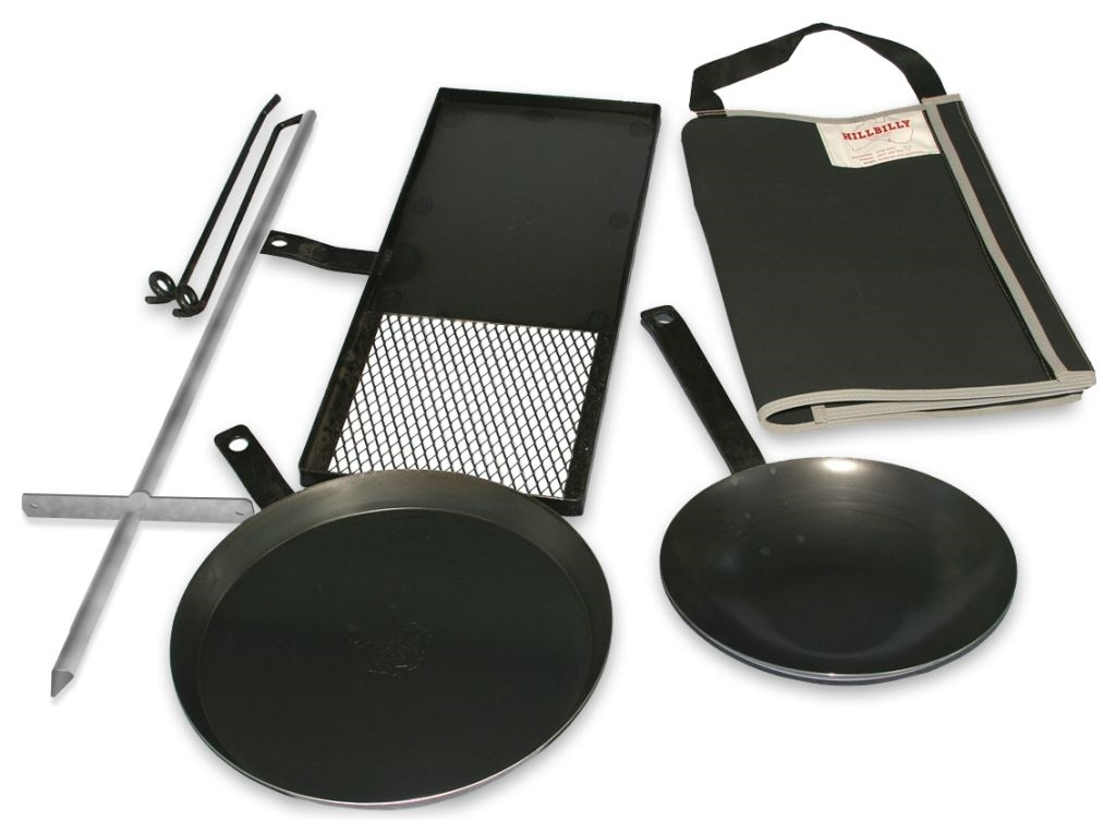 Picture of Hillbilly Bush Kitchen Kit-4