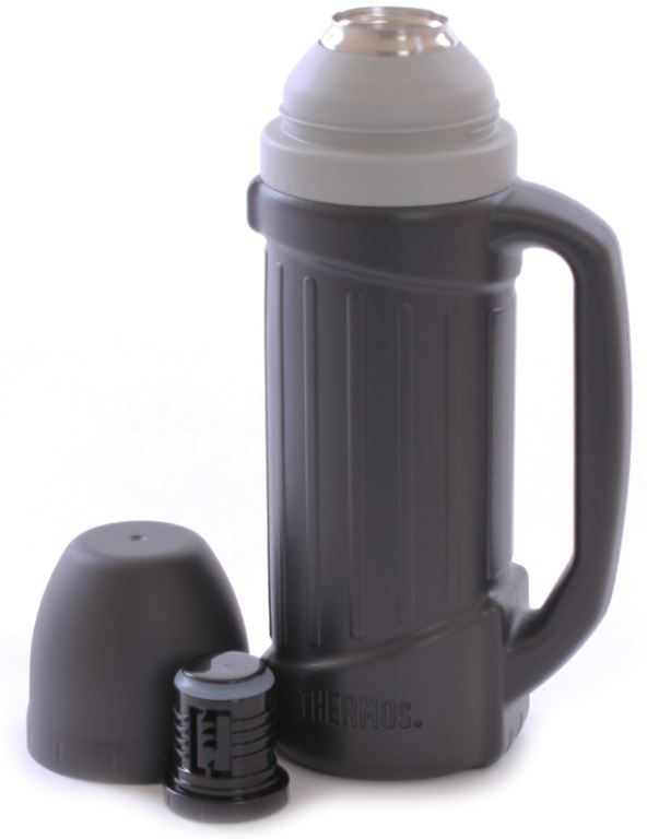 Thermos Floating Flask Stainless Steel 1.0 Litre