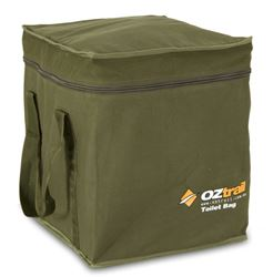 Picture of OZtrail Canvas Toilet Bag
