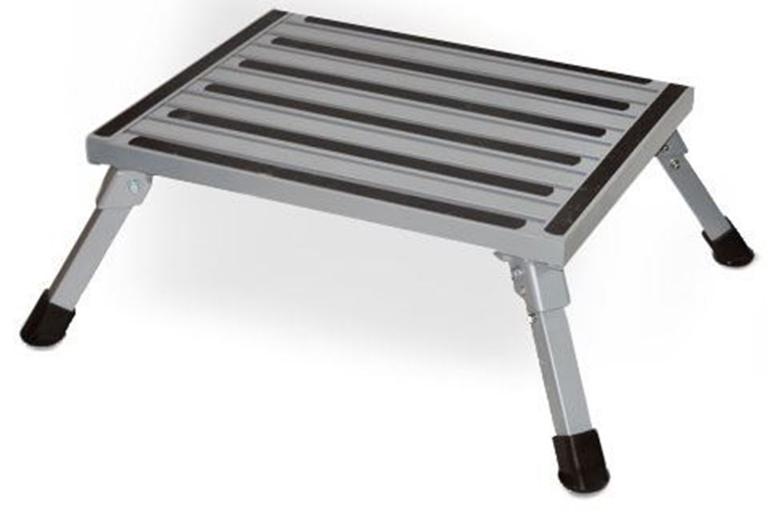 Picture of Outdoor Connection Aluminium Footstool