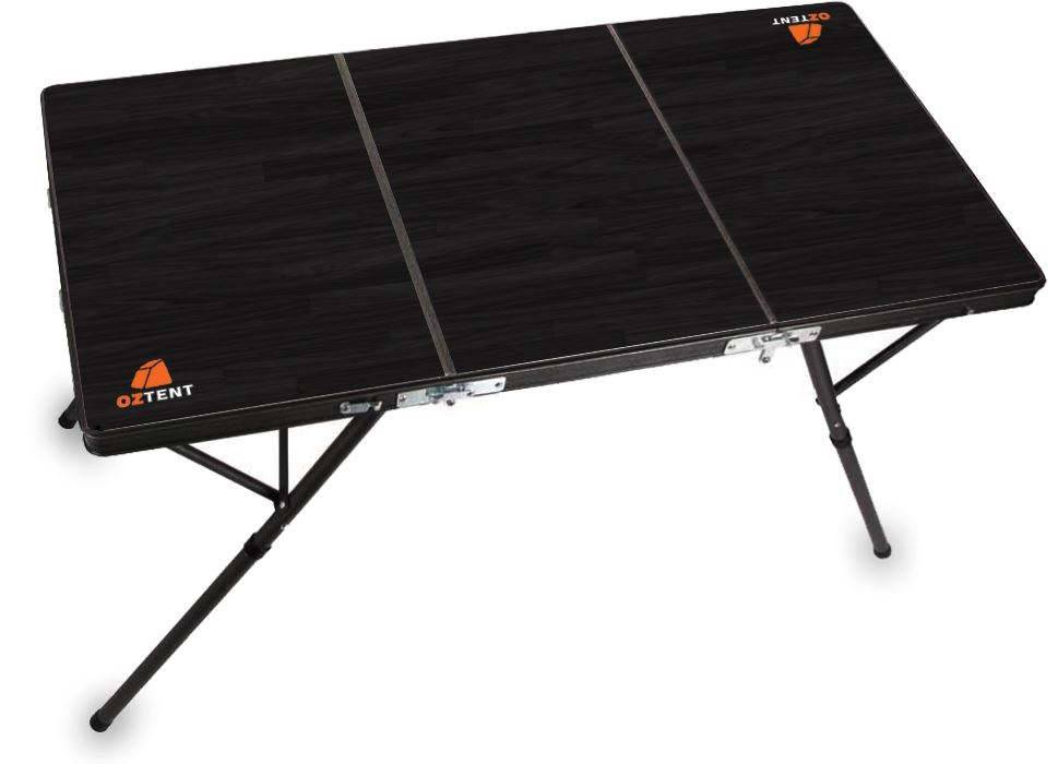 Picture of Oztent Bi-Fold Steel Table - Melamine Top