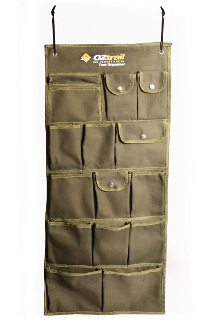 Picture of Oztrail Tent Organiser - Canvas