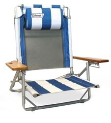 Picture of Coleman Beach Lounger Chair