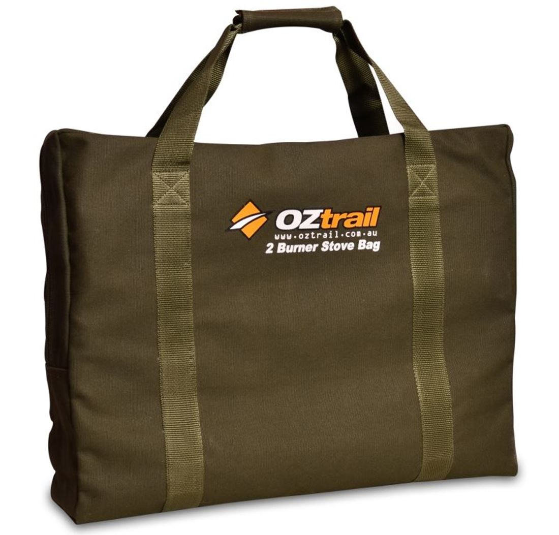 Oztrail 2 Burner Stove Canvas Bag