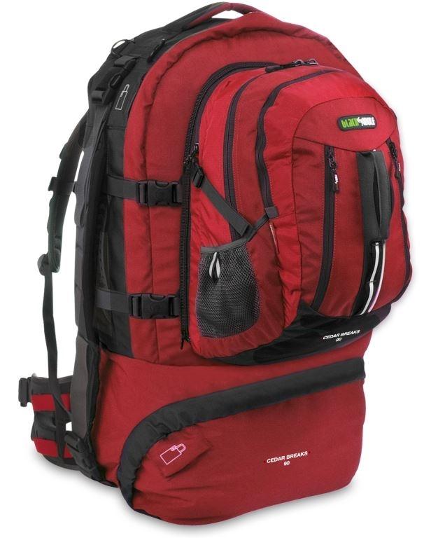 Picture of Black Wolf Cedar Breaks 90L Travel Pack
