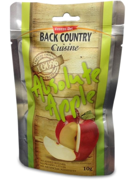 Picture of Back Country Cuisine Absolutely Apple GF 10g