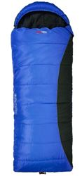 Picture of Black Wolf Samurai Hooded Sleeping Bag (-10°) Blue