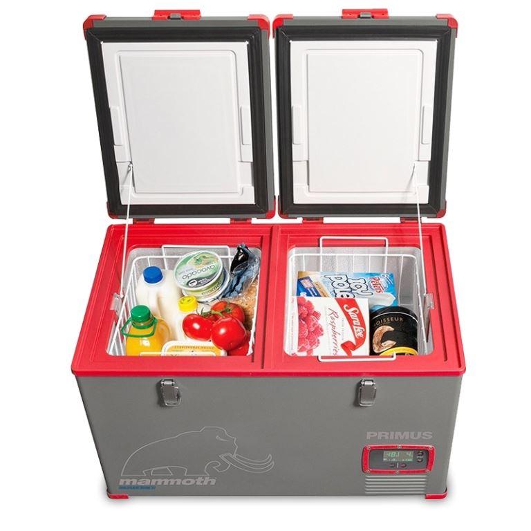 Mammoth 92L Dual Zone Portable Fridge Freezer