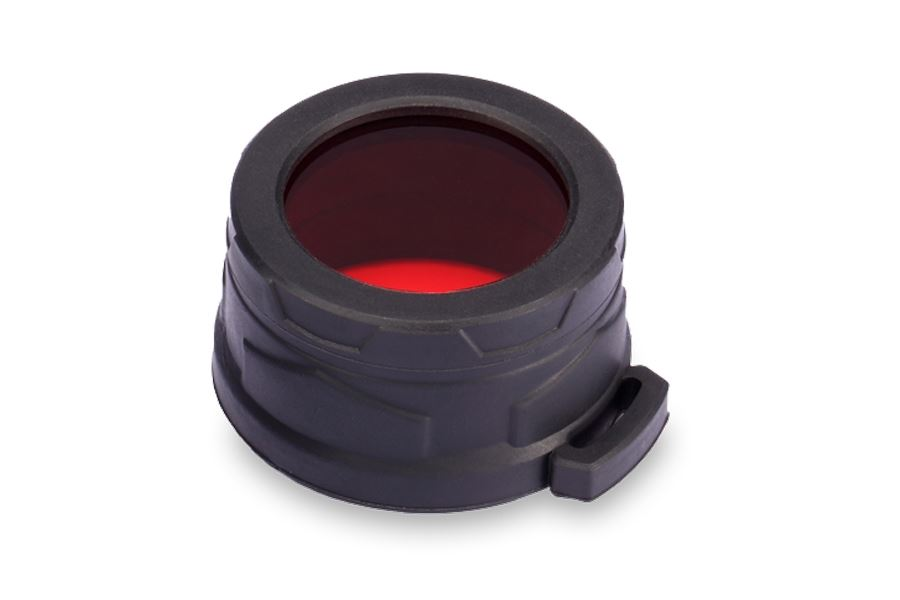 Picture of Nitecore NFR40 40mm Red Filter