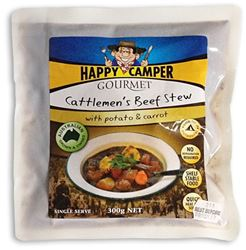 Picture of Happy Camper Gourmet Cattlemans Beef Stew