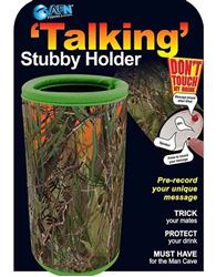 Picture of AFN Fishing & Outdoor Talking Stubby Holder Camo