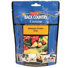 Picture of Back Country Cuisine Malaysian Chicken Soup 60g