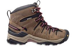 Picture of Keen Gypsum Mid Women's Shoe Olive/Slate Rose