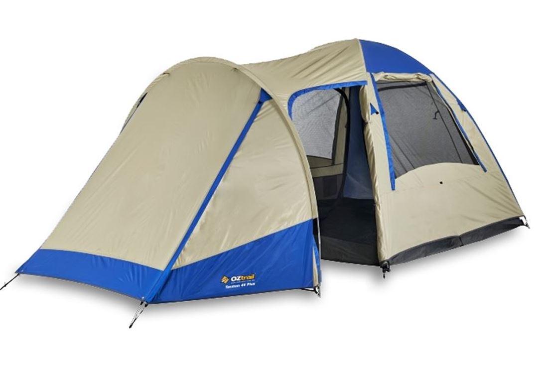 Picture of Oztrail Tasman 4V Plus Dome Tent  sc 1 st  Snowys & Oztrail Tasman 4V Plus Dome Tent | Snowys Outdoors