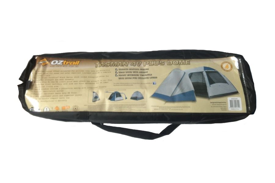 ... Picture of Oztrail Tasman 4V Plus Dome Tent  sc 1 st  Snowys & Oztrail Tasman 4V Plus Dome Tent | Snowys Outdoors