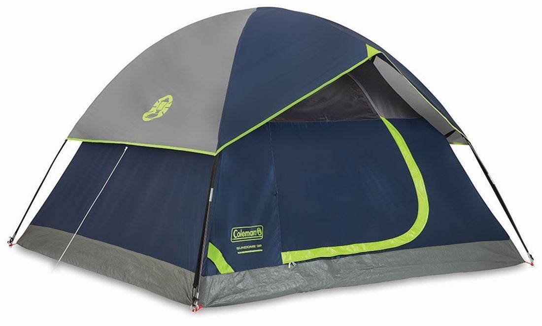 Coleman Sundome 4 Person Dome Tent  sc 1 st  Snowys & Coleman Sundome 4 Person Dome Tent | Snowys Outdoors