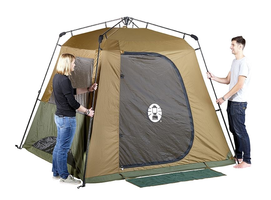 Picture of Coleman Instant Up Gold 6P Tent