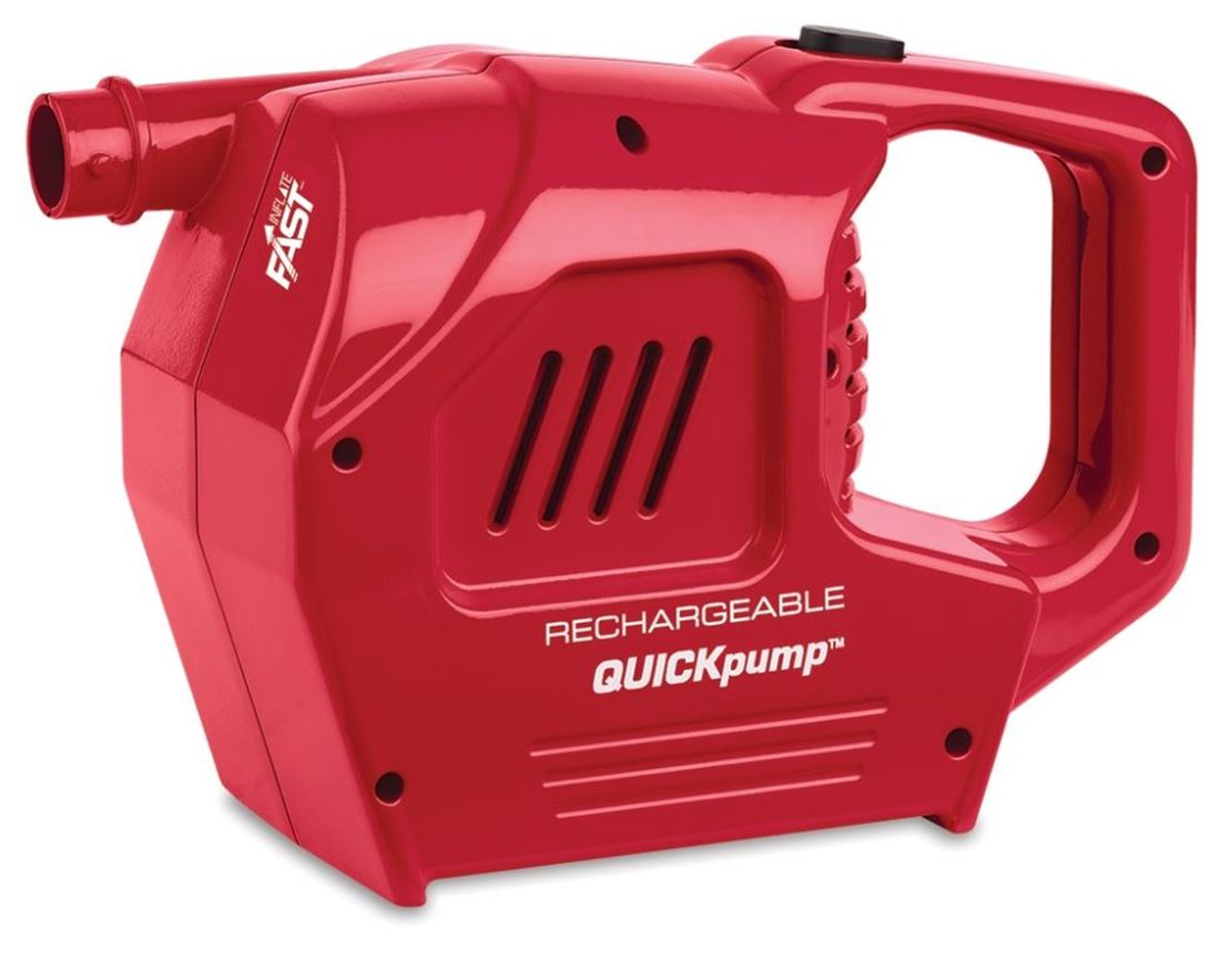 Picture of Coleman Quickpump Rechargeable 12V/240V