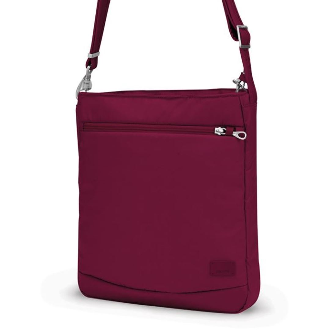 Picture of Pacsafe Citysafe CS175 Shoulder Bag - Cranberry