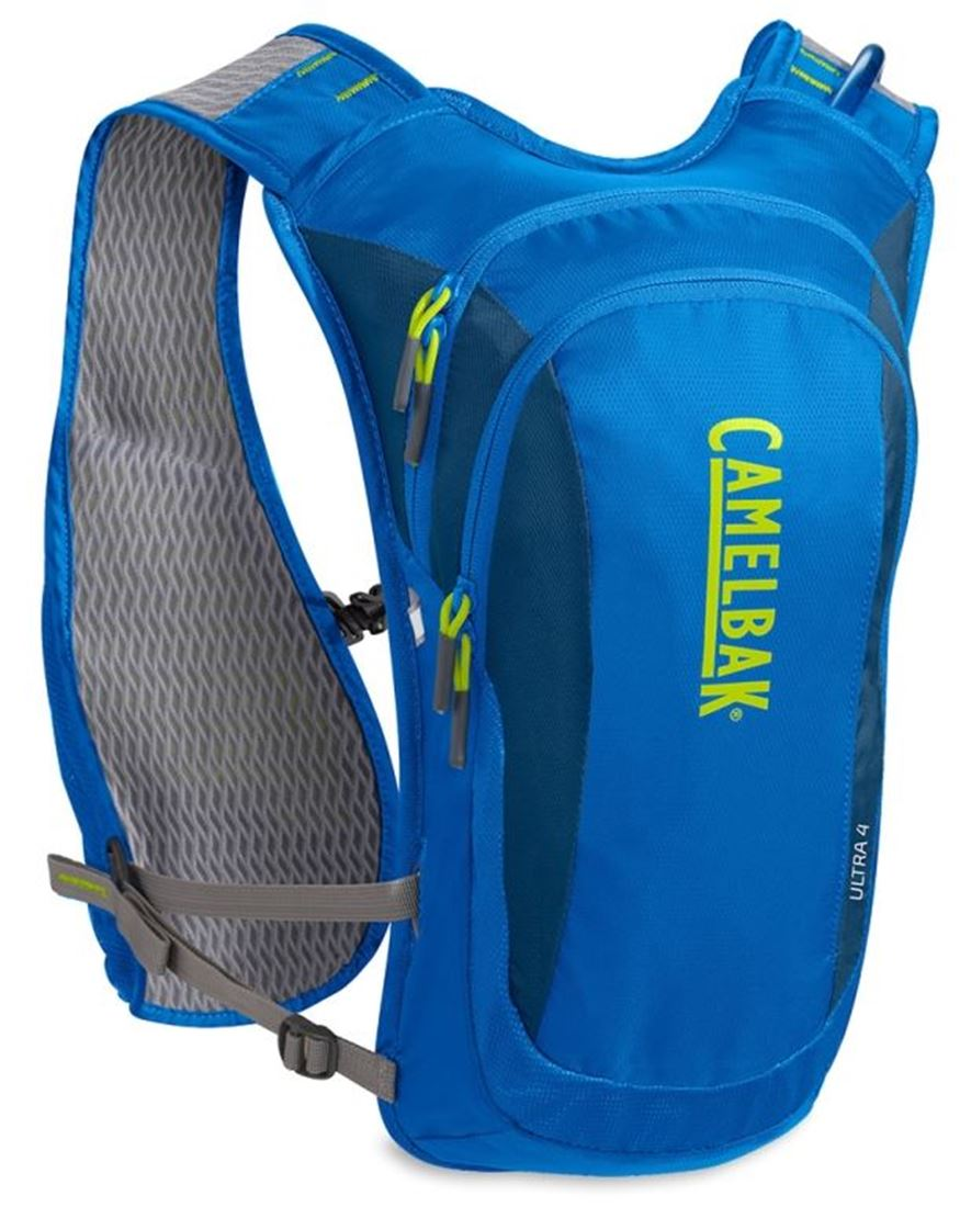 Picture of Camelbak Ultra 4 Running Pack - Blue/Poseiden