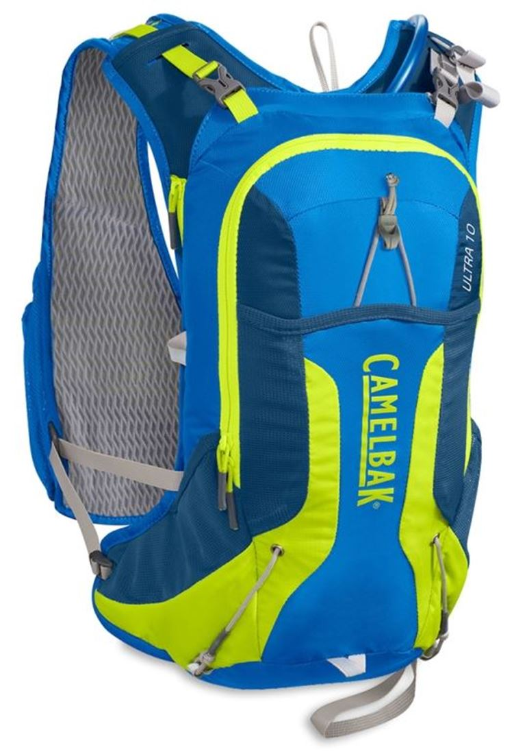 Picture of Camelbak Ultra 10 Running Pack - Blue/Lime