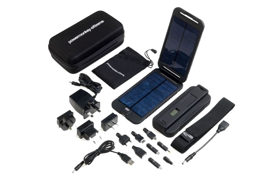 Picture of Powertraveller Powermonkey Extreme Solar Panel and Battery
