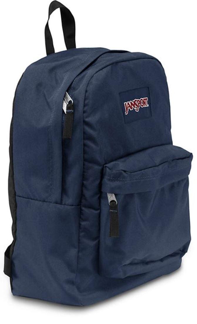Jansport Superbreak 25l Backpack Navy Snowys Outdoors