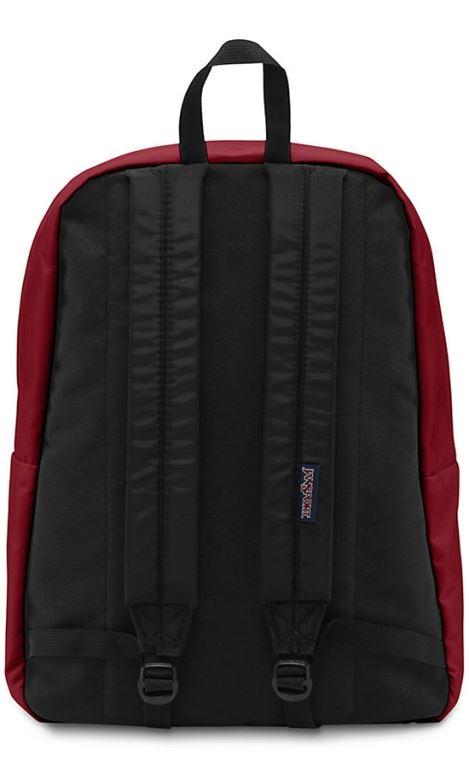 Jansport Superbreak 25l Backpack Viking Red Snowys Outdoors