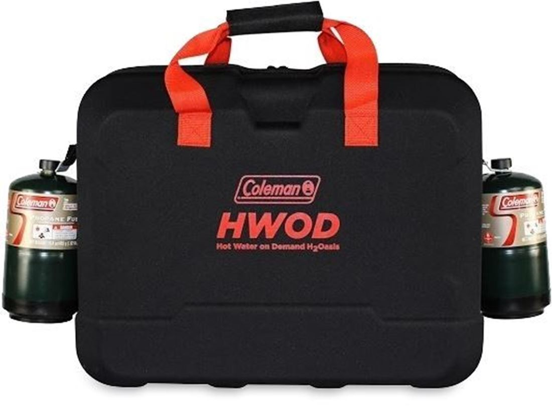 Coleman Hot Water On Demand H2Oasis Carry Bag