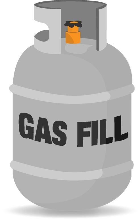 Picture of Elgas Gas Cylinder Refills