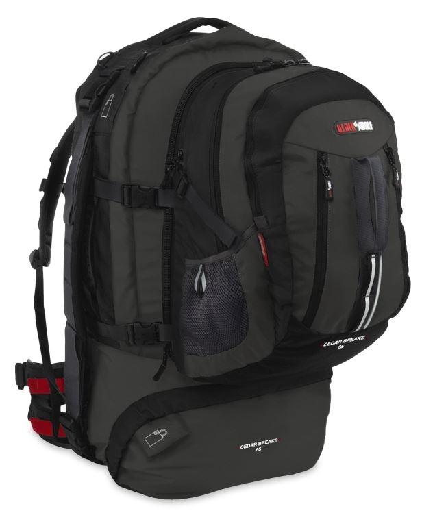 Picture of Black Wolf Cedar Breaks 65L Travel Pack