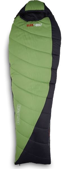 Picture of Micron 300 Sleeping Bag (-8°) - Green
