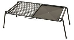 Campfire Flat Plate & Grill Cooker Large