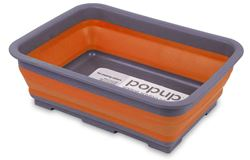 Picture of Companion Pop Up Tub Orange/Grey
