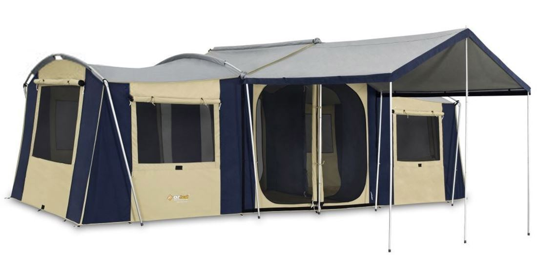 Picture of Oztrail Chateau 10 Cabin Tent