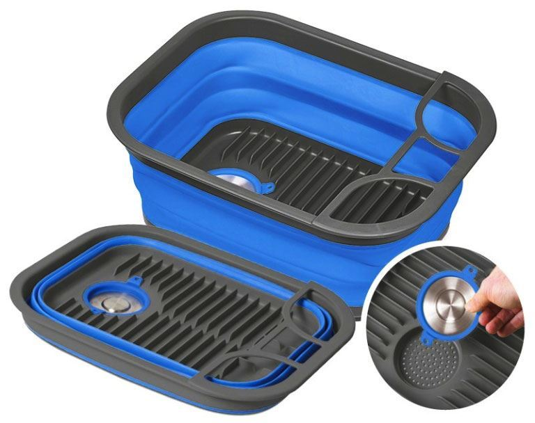 Picture of Popup Dish Tray and Tub 15L
